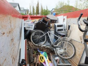 Bycicles Removal