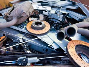 Car Parts Removal